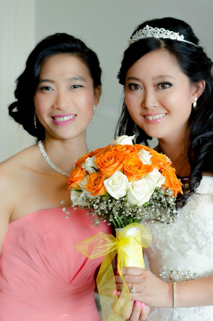Wedding | Yosephine & Robert by Felicia Sarwono Makeup Art - 026