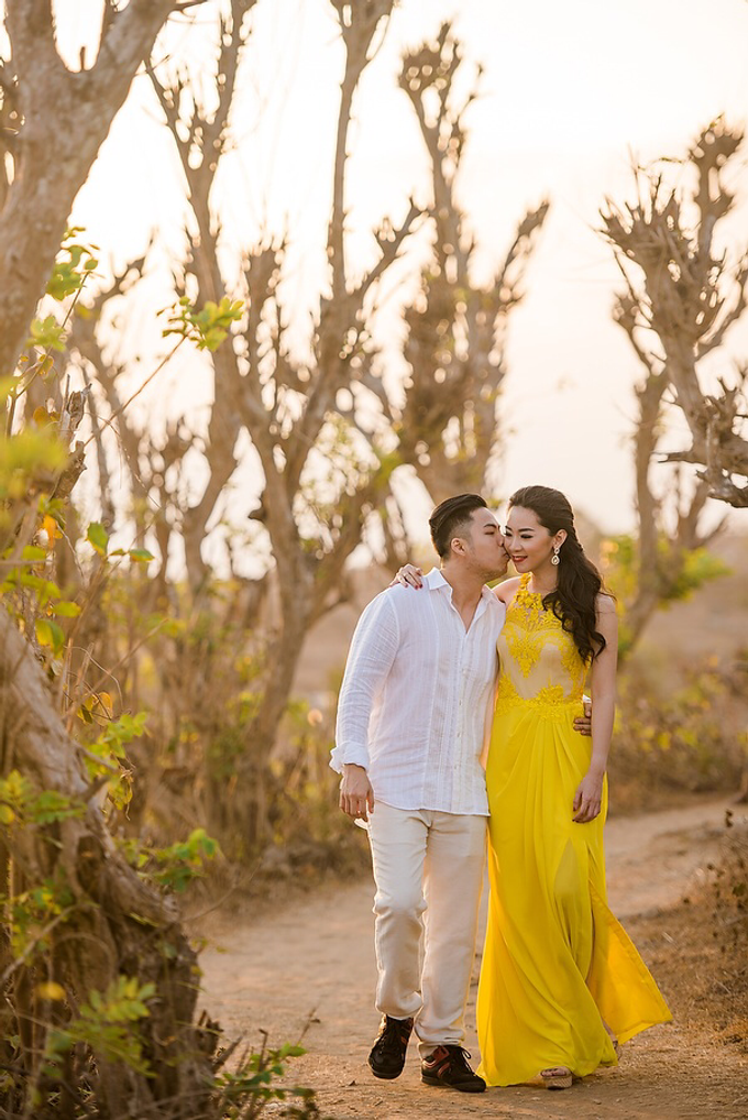 Nusa Penida Prewedding by Gusde Photography - 007