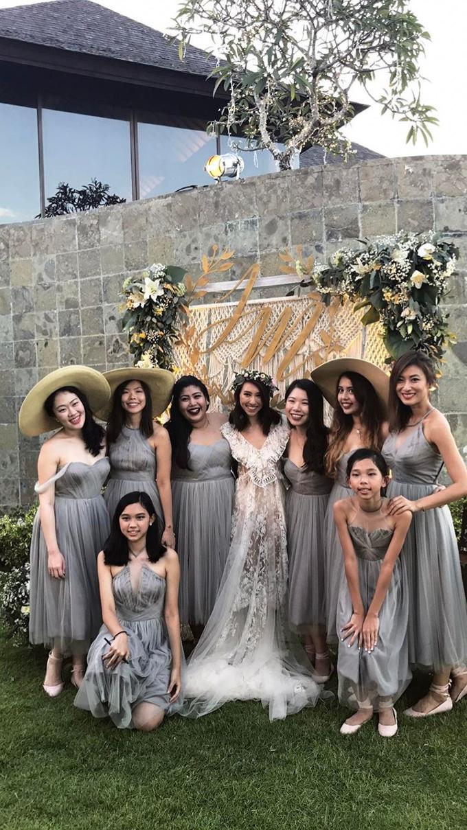 Melissa Koh's Bridesmaids by Juillet - 001