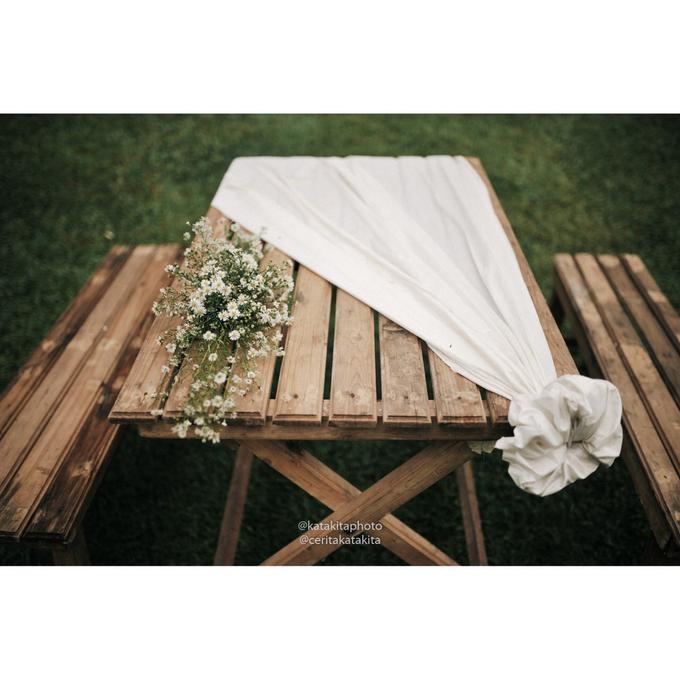 Rustic Garden Wedding by Katakitaphoto - 003