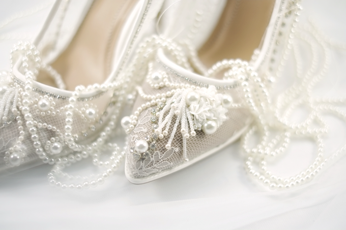 Embellishment on shoes, by CAVA PRIVÉ - 003