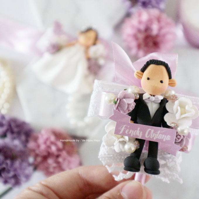 Blush Colour For Corsage And Wristband by de hijau hejo - 008