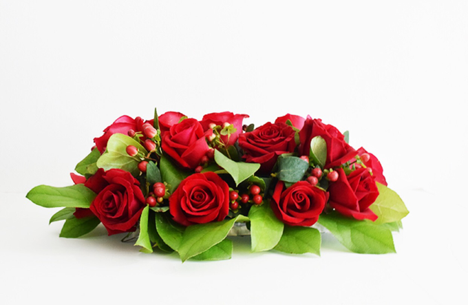 Flowers for Events & Weddings by A. Floral Studio - 017
