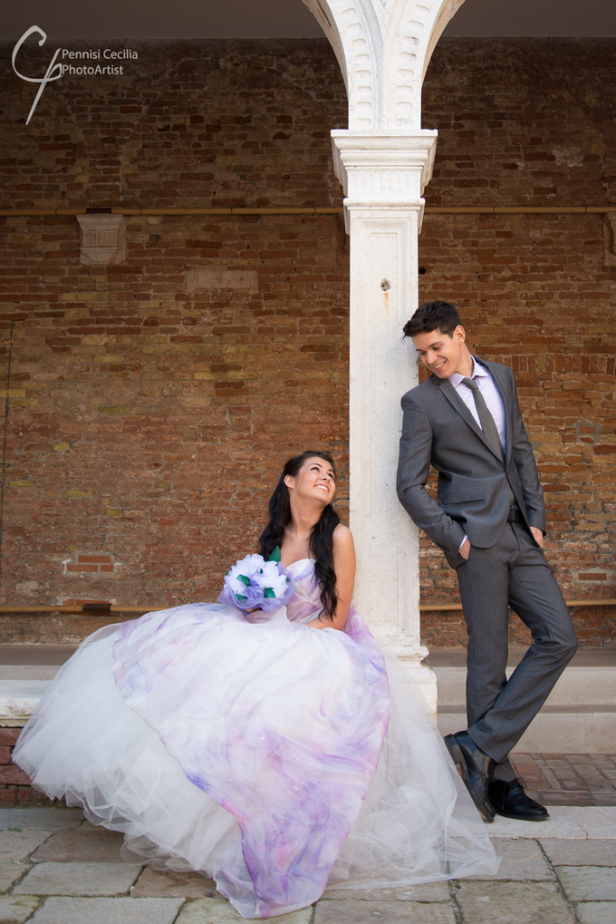 Wedding in Venice by Pennisi photoArtist - 005