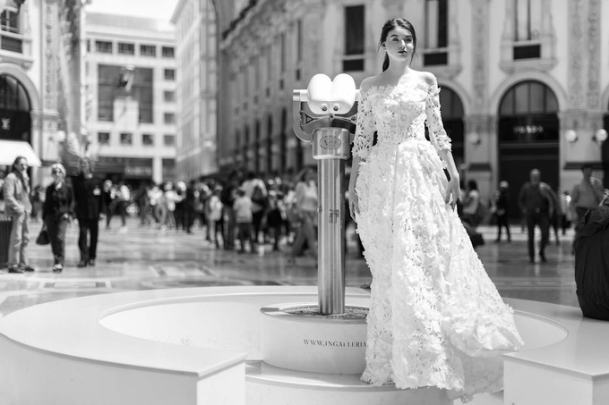 GEMY MAALOUF Bridal 2017 Artistic Photo Shoot by GEMY MAALOUF - 014