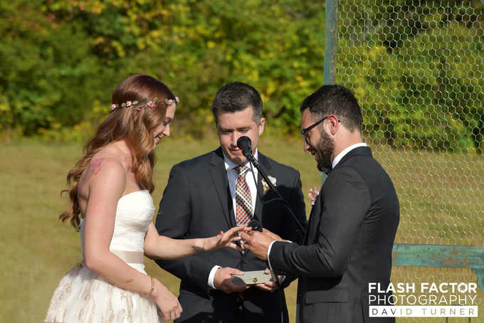 M&A Wedding by Flash Factor Photography - 001