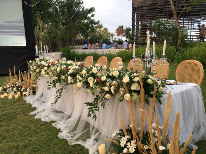 The Wedding of Jess & Alesando by Bali Eve Wedding & Event Planner - 007