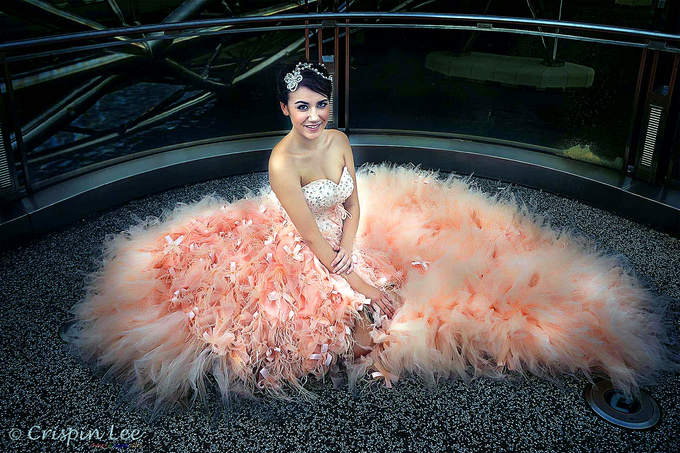 Paris Anna Pre-Wedding Shoot by Stephy Ng Makeup and Hair - 012