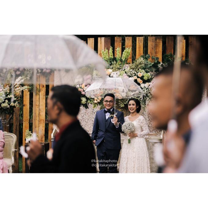 Rustic Garden Wedding by Katakitaphoto - 016