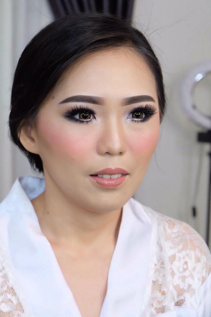 Wedding Makeup Look by Troy Makeup Artist - 012