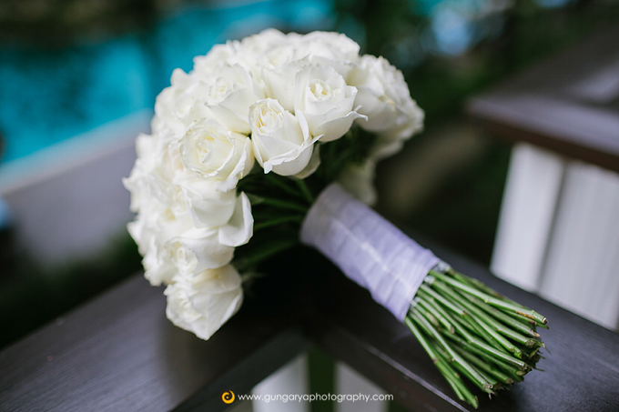 ILZE & MARTINS Wedding by Courtyard by Marriott Bali Nusa Dua - 001