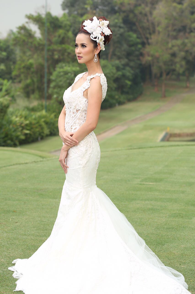 Wedding Gowns by Berkat Kebaya By Devina Shanti - 007
