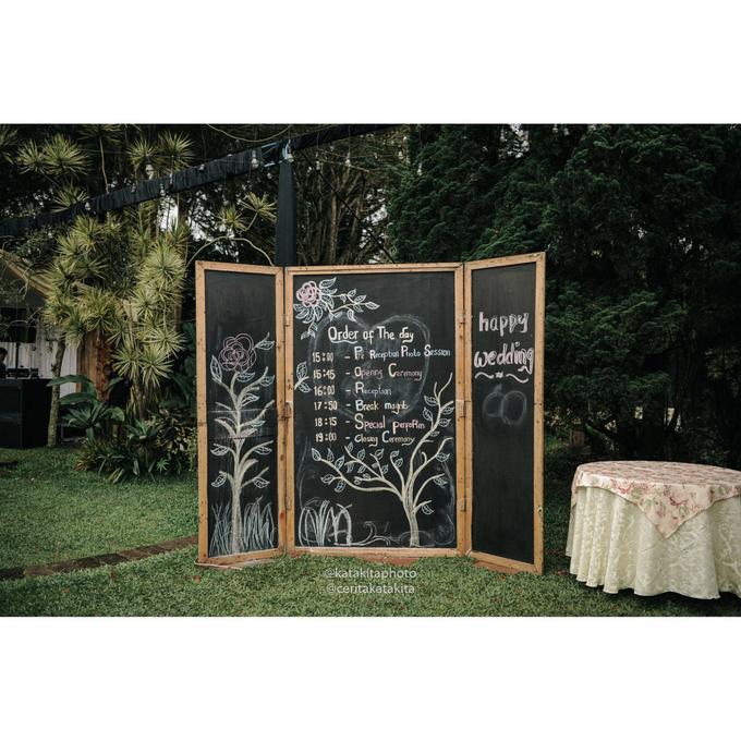Rustic Garden Wedding by Katakitaphoto - 036