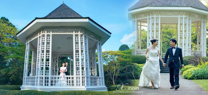 Prewedding @ Singapore  by xinoin - 006