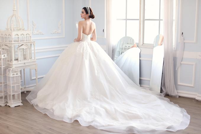 Mg Wedding Dress by UTOPIA STUDIO - 002