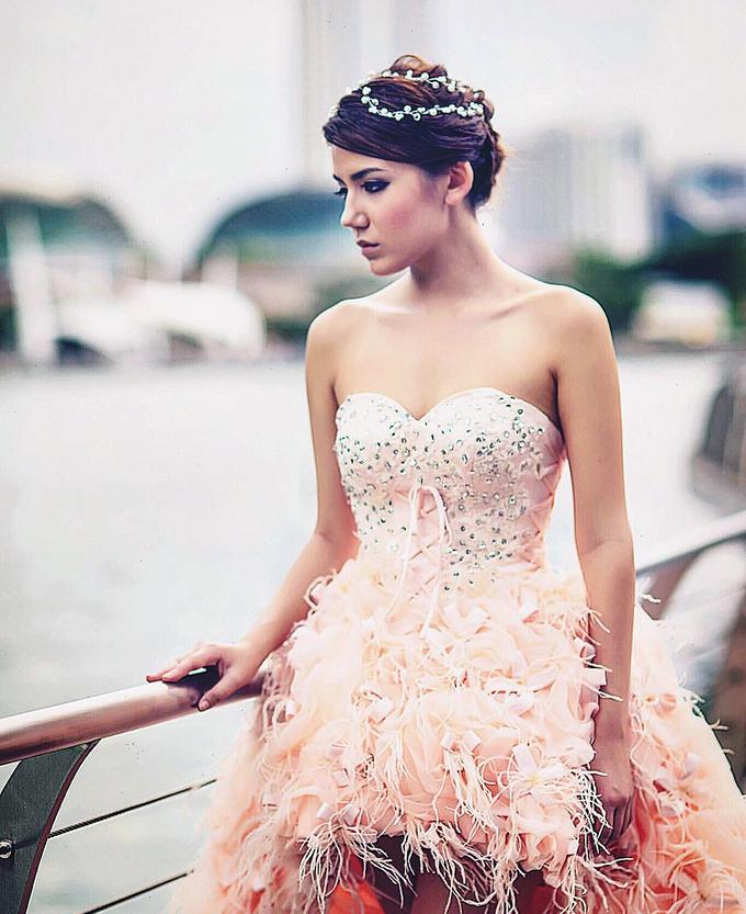 Paris Anna Pre-Wedding Shoot by Stephy Ng Makeup and Hair - 006