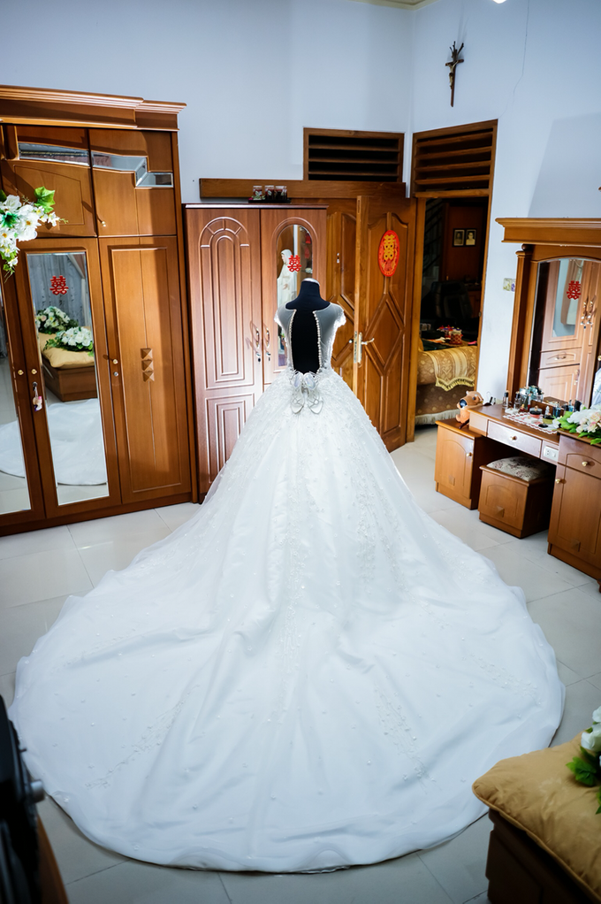 Daniel + Sisca Wedding Day by Blooming Box Photography - 007