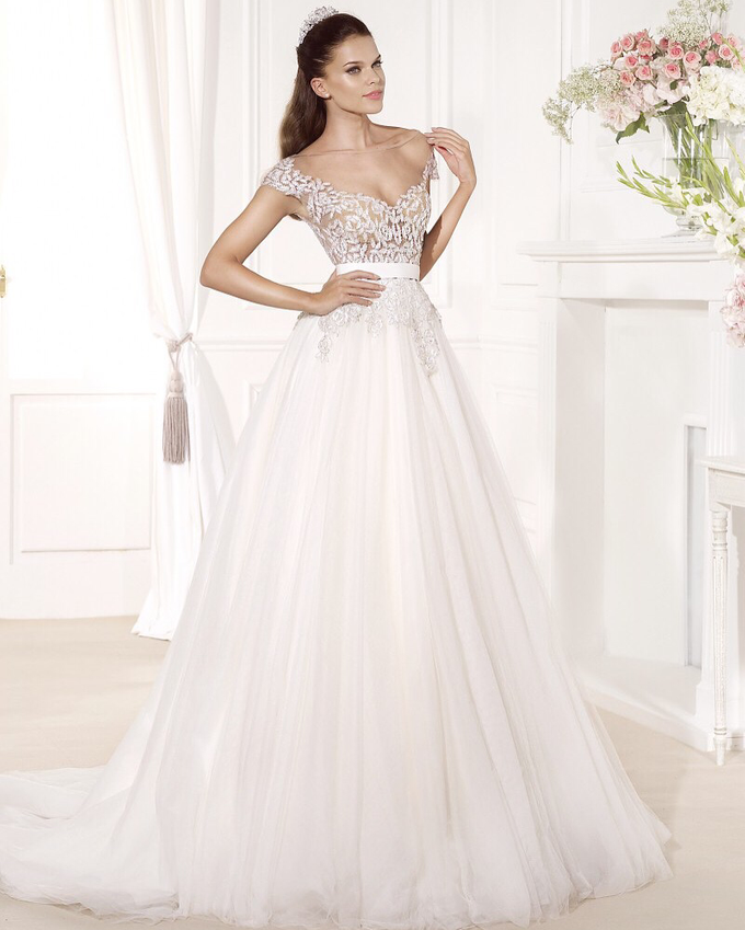 Wedding Gowns  by Paris Dress - 023