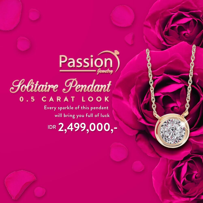 Diamond for life diamond for love by Passion Jewelry - 009