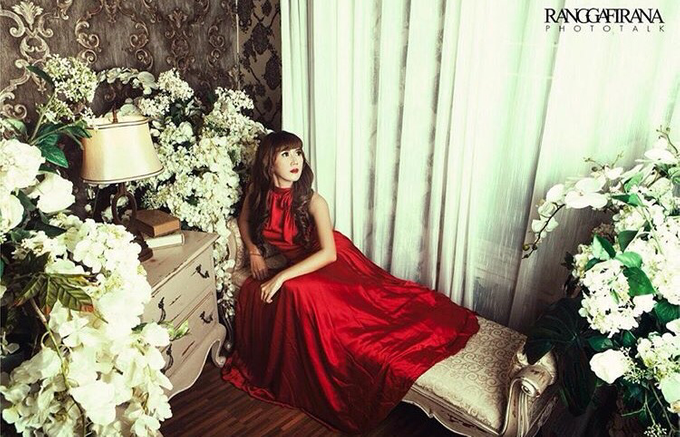 Photoshoot for Rangga's photography  by Meisabeauty - 001