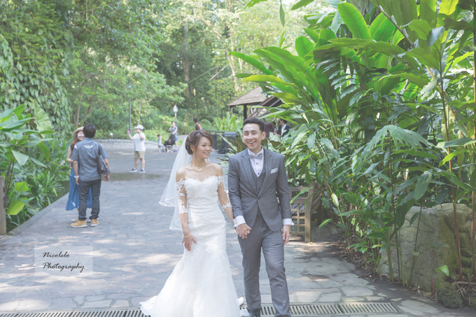 Blissful Wedding at the Halia by The Halia - 010