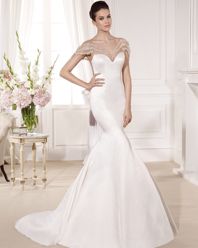 Wedding Gowns  by Paris Dress - 021