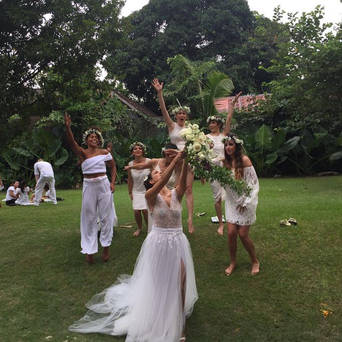 Alessia Sacco Wedding Reception  by FANNY KARTIKA - 003