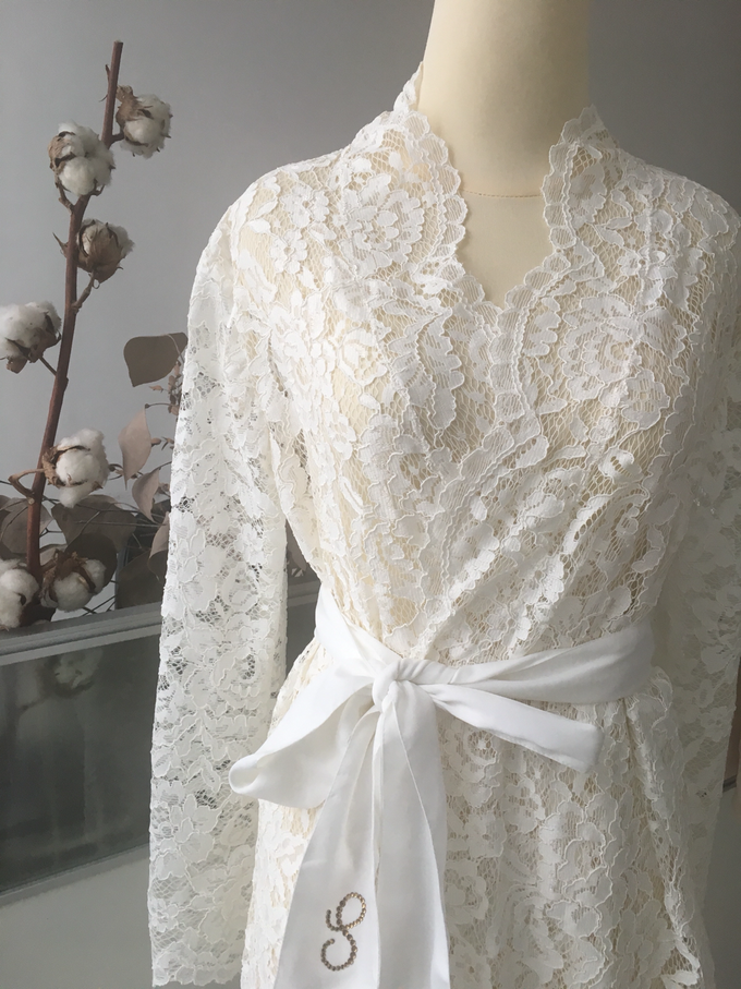 Gingerolive Signature Full Lace Robe by gingerolive company - 002