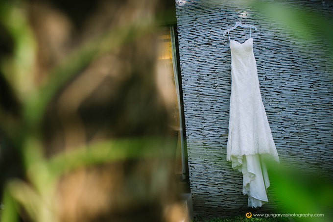 Amanda & Nicholas Wedding by Courtyard by Marriott Bali Nusa Dua - 002