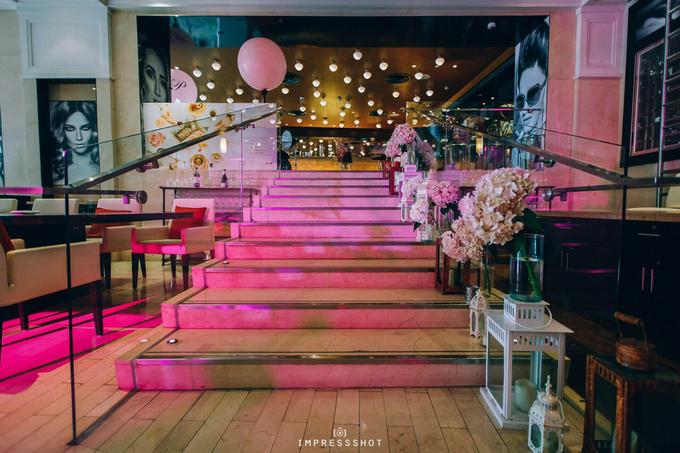 Chic Wedding by Shangri-La Hotel, Bangkok - 014
