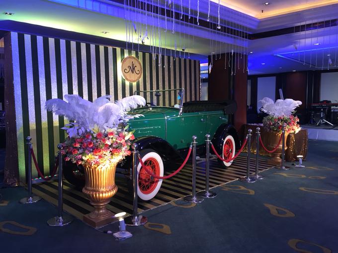 Indian Wedding by Shangri-La Hotel, Bangkok - 001