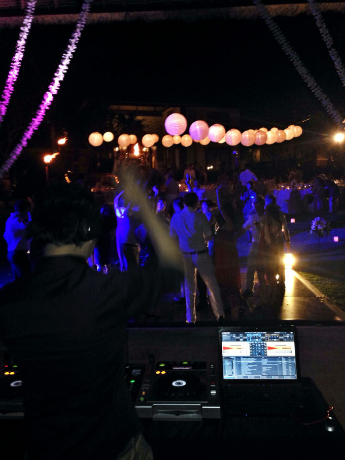 Wedding Entertainment by DJ Arie Lvl - 003