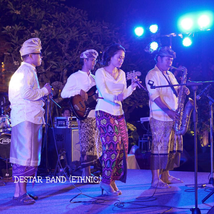 Destar Band (Pop, Jazzy Ethnic) for AMADEUS Awards  by BALI LIVE ENTERTAINMENT - 001