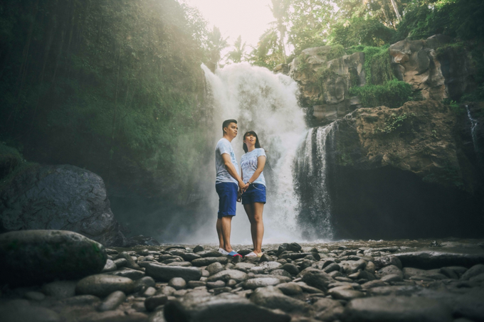 Pre-Wedding of Hendra and Sherly  by De Photography Bali - 001