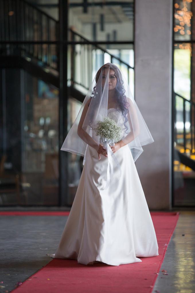 Church Wedding - Koujee+Faye by Nix Studio - 002