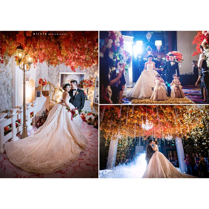 Reza + Arlita | Wedding by alivio photography - 003