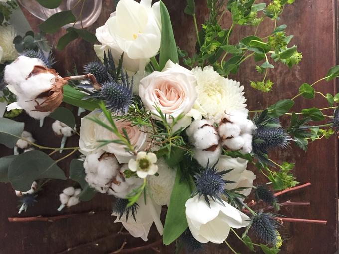 Bridal Series by D'Alexandra Flowers - 014
