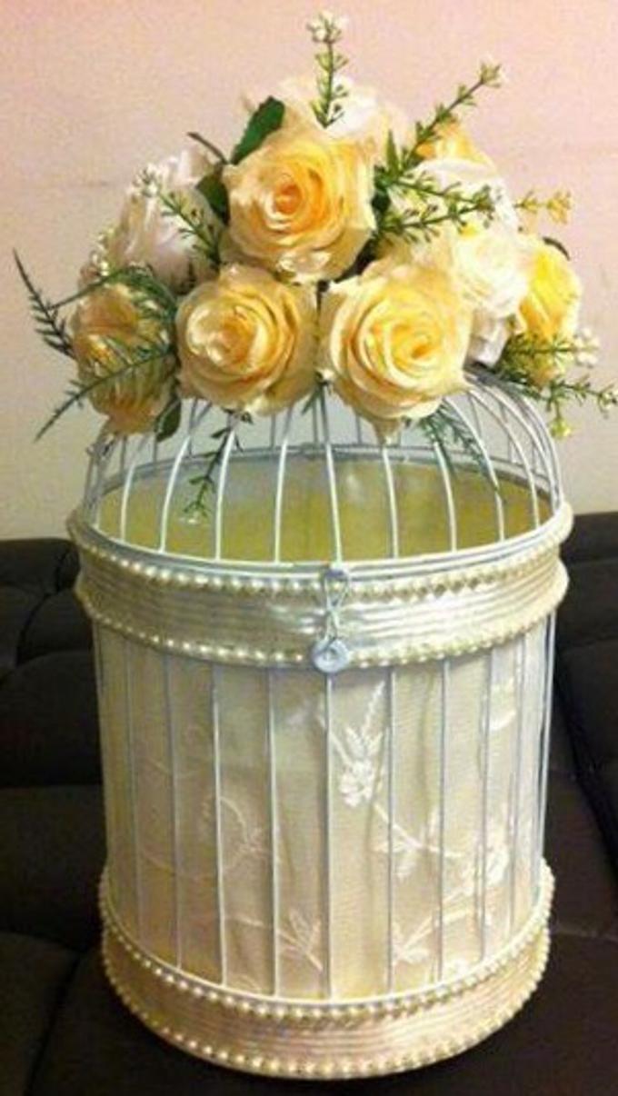 Simple church wedding setup by ilmare Wedding - 004