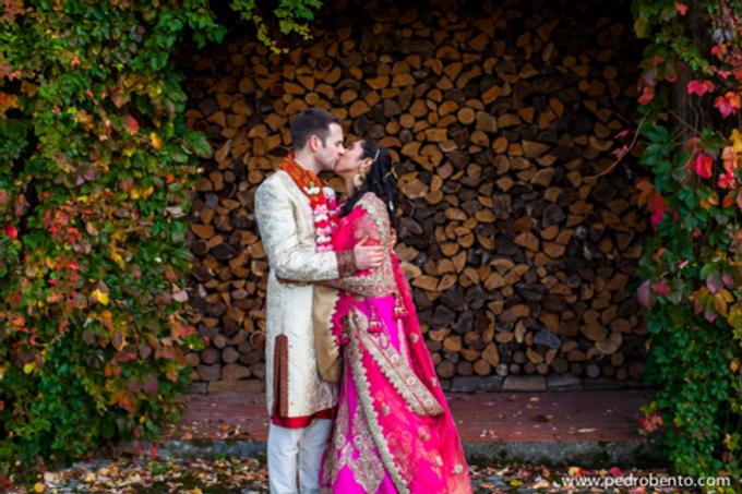 Indian Wedding by My Fancy Wedding - 017