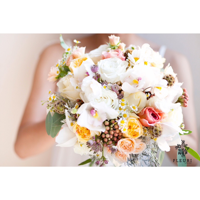 Bridal Bouquets by Fleuri - 010