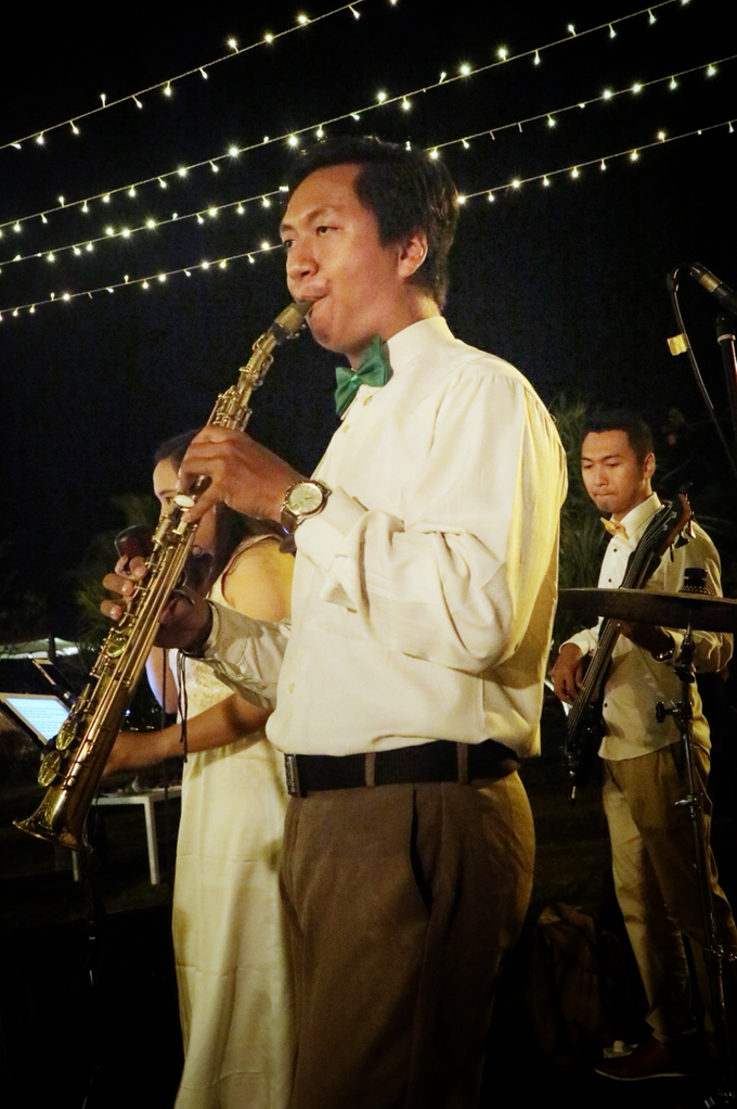 Deo & Carera Wedding Reception by Middle-Hi Band - 003