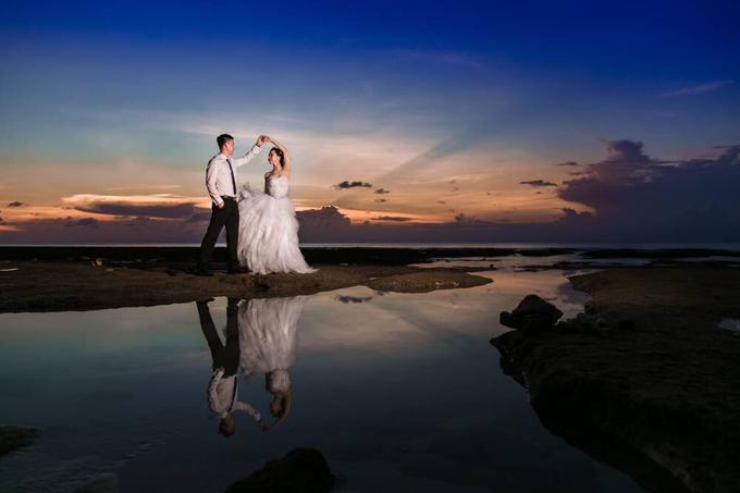 Romantic sunset in bali by Yn.baliphotography - 010