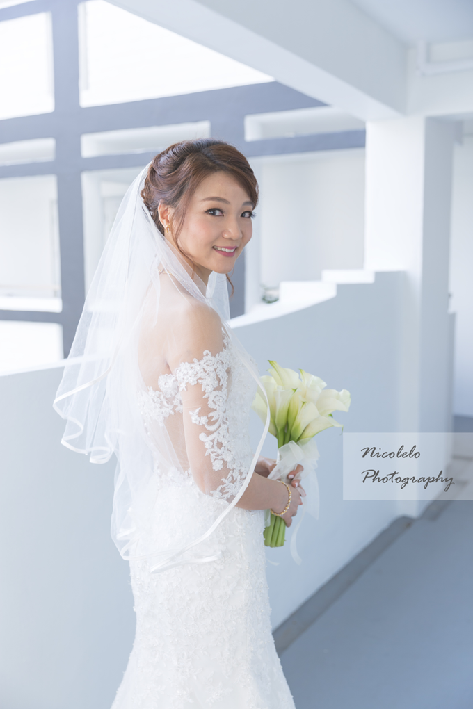 Blissful Wedding at the Halia by The Halia - 009