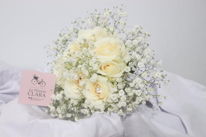 wedding Bouquet by La Fleuriste Clara - 003