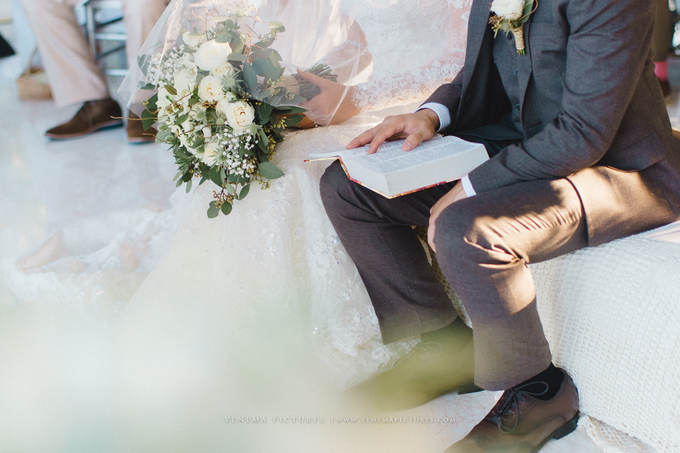 Bali Wedding : Acha & Andy Holy Matrimony by Elsie Chrysila Brides - 018