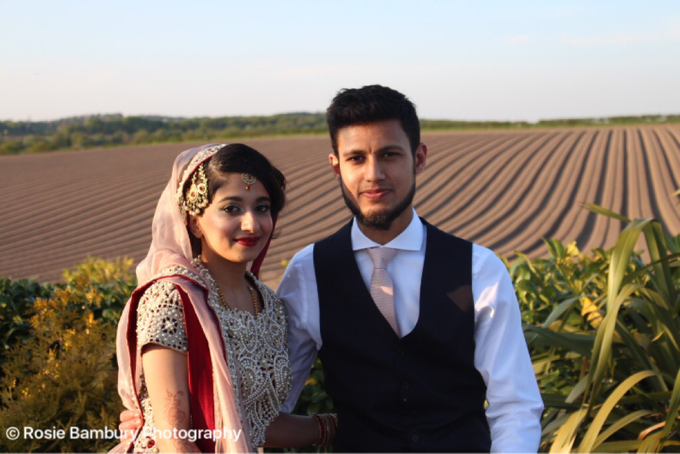 Patel wedding  by Rosie Bambury Photography - 005