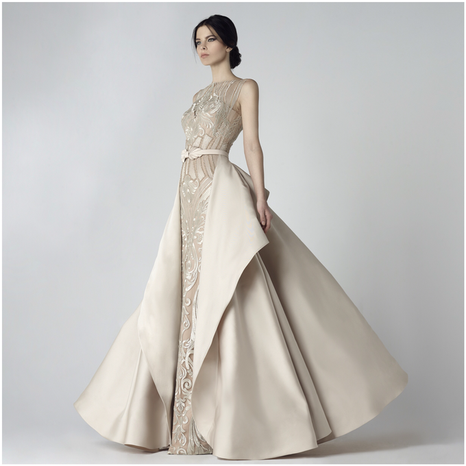 Couture Gowns by Paris Dress | Bridestory.com