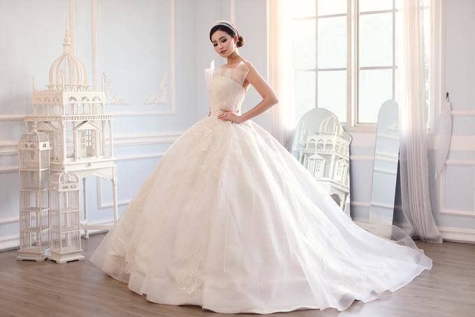 Mg Wedding Dress by UTOPIA STUDIO - 006