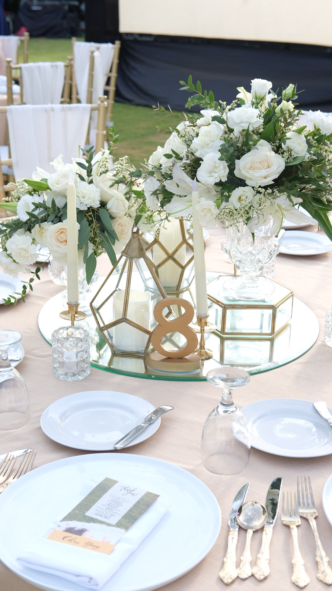 Joseph & Vicye by It's True Wedding Planner and Decoration - 013