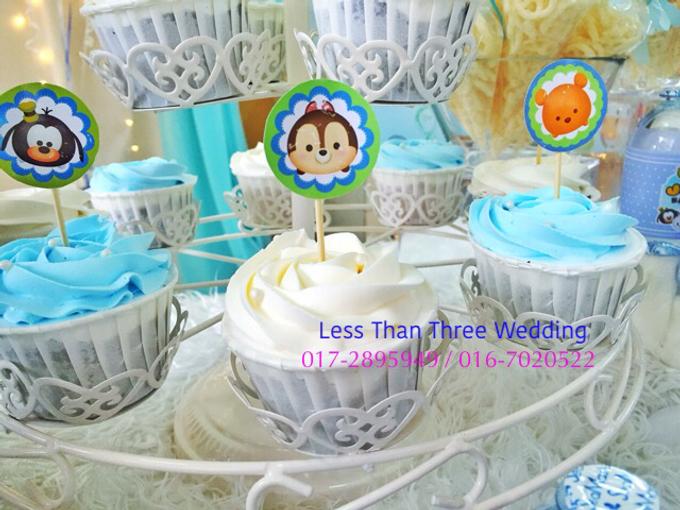 Birthday Decoration by Less Than Three Wedding - 024